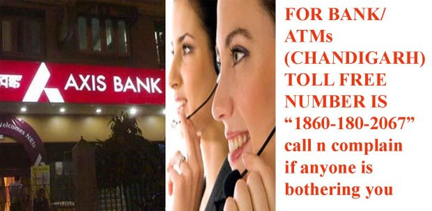 Good News Chandigarhians, Administration launched helpline number for ATMs