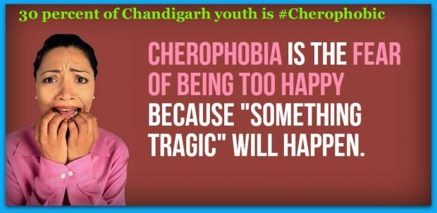 """Happiness """"Banned"""" for Chandigarh Youth!!"""