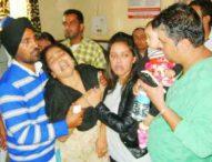 Police firing : Dancer killed identified as Neha