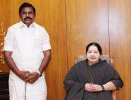 2 महीने में तमिलनाडु के तीसरे CM पलानीसामी, 31 मंत्रियों के साथ लेंगे शपथ