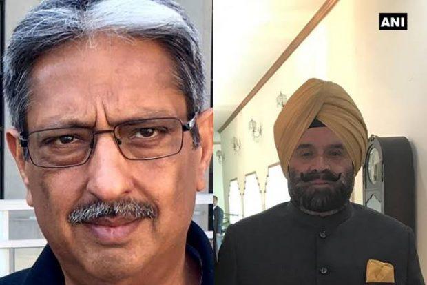 CM Amrinder appoints Thukral as Media Advisor, Chahal as Advisor