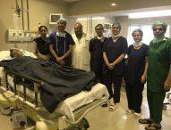 First ever Robotic pediatric Surgery at PGIMER