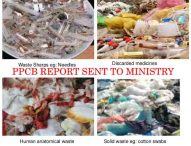 PPCB sent report to Ministry of Environment