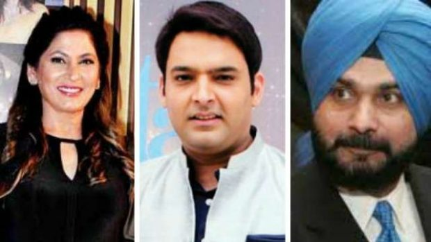 Archana Puran singh replaced Sidhu in KSS