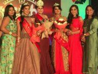 Mrs. Ammy of Zirakpur won title of Mrs North India
