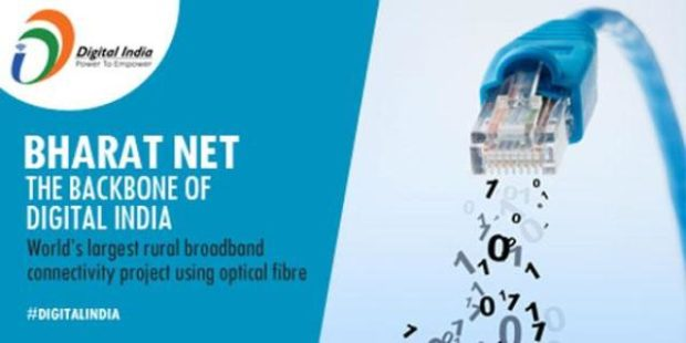 Chandigarh lags behind in a Digital India Project BharatNet