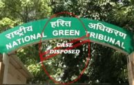 That day of enlightenment of NGT and the blackmailing Petitioners!!