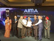 CMA Conferred Best LMA Award