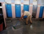 """A Chandigarh man who cleans Toilets; so that his """"Karma"""" shall get clean"""