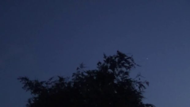Int'l Space Station to cross Chandigarh sky on 1st August