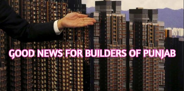 Hence, a good news for Builders