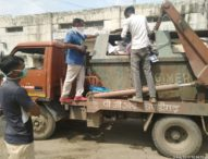 Again, PGIMER Biomedical Waste found in Jaypee Waste plant