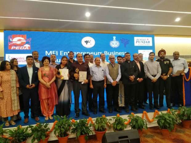 Dignitaries from different field honoured