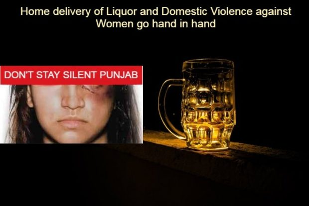 Home Delivery of Liquor is adding salt to injury for women suffering violence: Amrita Warring