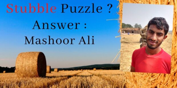 This is HOW Punjab Farmers got Stubble Puzzle Answer